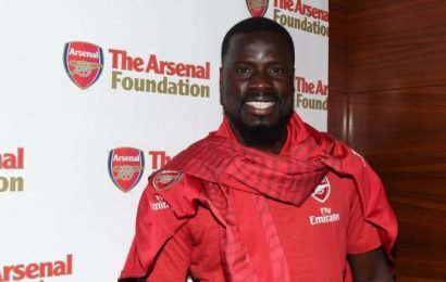Emmanuel Eboue: Former Ivory Coast defender admits his struggles continue