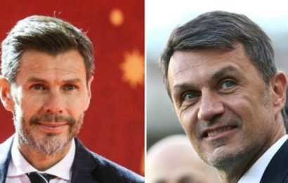 AC Milan: club legends Zvonimir Boban and Paolo Maldini take up new roles
