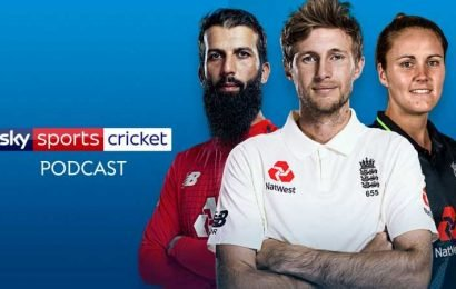 PODCAST: Eoin Morgan and England break records in heavy World Cup win over Afghanistan