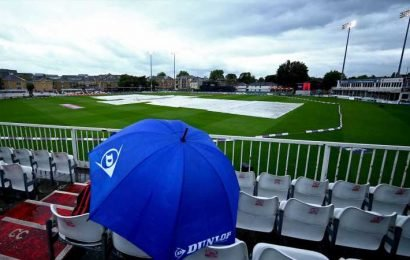 England Women win T20 series against West Indies after Derby washout