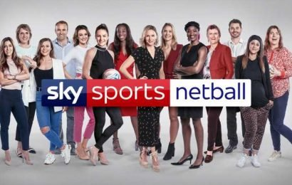 Ama Agbeze and Sharni Layton join Sky Sports line-up for Vitality Netball World Cup