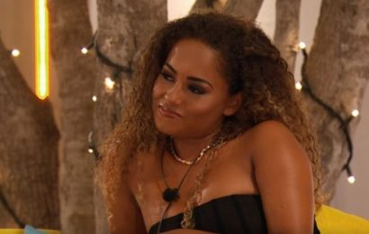 Love Island's Amber 'rejects' Michael after he confesses feelings
