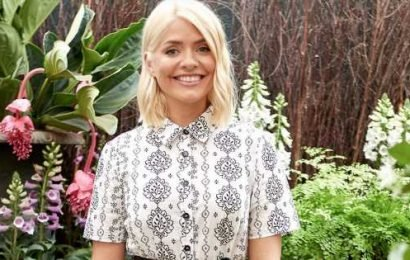 Holly Willoughby's £150k secret stylist turned her into a £1million fashion icon