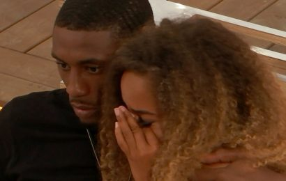 Eagle-eyed Love Island fans spot worrying sign Ovie will crack on with Amber