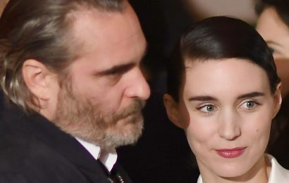 Joaquin Phoenix and Rooney Mara 'engaged' after three years of dating