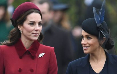 Meghan and Kate's relationship is 'strengthening' – and sweet gesture proves it