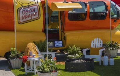 You Can Book A One-Night Stay In The Oscar Mayer Wienermobile On Airbnb