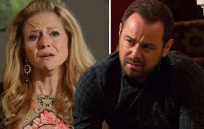 EastEnders spoilers: Mick Carter collapses in gut-wrenching scenes after Tina Carter drama