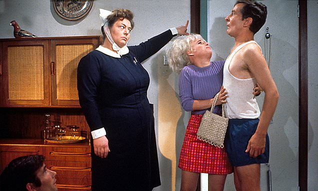 CRAIG BROWN: Ooh er, Carry On Crumpet anyone?