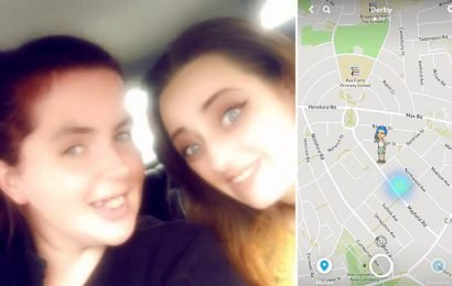 Mother-of-two claims Snapchat saved her life
