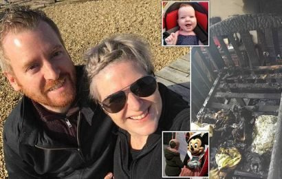 Irish parents whose baby nearly burned to death still seeking justice