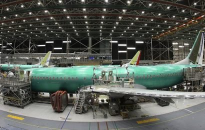 Boeing to slip from top global plane maker after deliveries plunge 37%