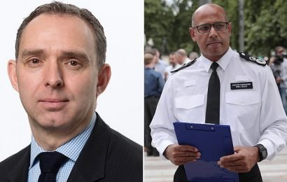 Civil servant and the Met Police plotted attack on press freedom