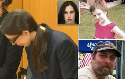 Mom who brutally murdered daughter and father faces death penalty