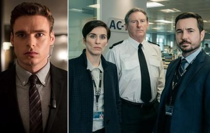 Line of Duty creator reveals top cop Ted Hastings COULD be the villain