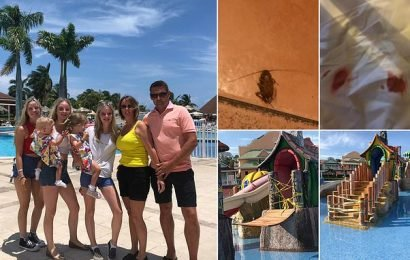 Mother says family holiday ruined by twerking drunks and drug offers