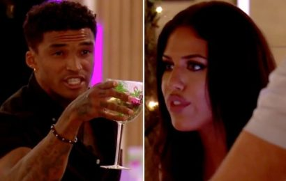 Michael explodes with anger as Anna and Amber launch savage attack in epic Love Island row