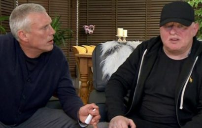 Gogglebox fans call for Bez and Shaun Ryder to replace Attenborough after hilarious cameo
