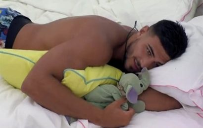 Love Island fans in hysterics over Tommy Fury's Ellie-Belly dream