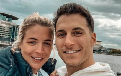 Gemma Atkinson slammed by cruel online trolls for 10-minute trip without baby Mia Louise