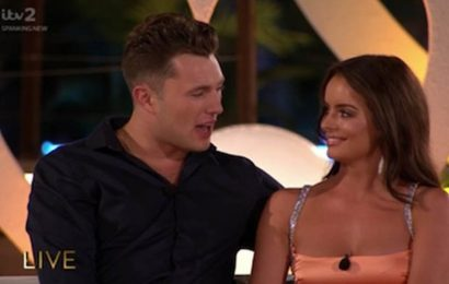 Love Island's Maura admits she fancied Michael Griffiths as she lands fourth place