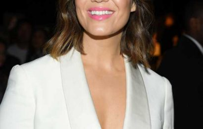 Mandy Moore Just Wore Bright Green Eyeshadow, But That's Not Her Only Colorful Look This Week
