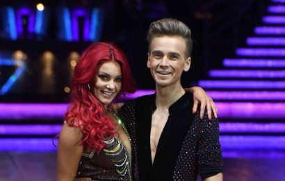 Joe Sugg and Dianne Buswell love affair and why they'll beat the Strictly curse