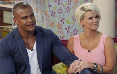 Kerry Katona fans disgust as Fathers4Justice claim she's to blame for ex's death