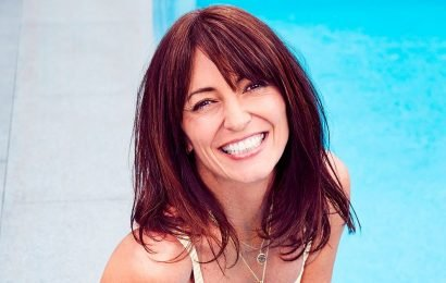 "Davina McCall praises ex-husband for being ""support"" to the family since split"