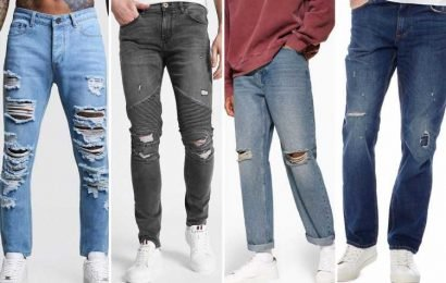 Best Ripped Jeans For Men 2019 | The Sun UK