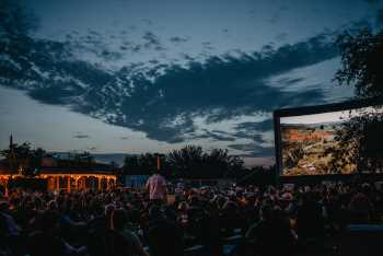 What It's Like to Watch 'Red Headed Stranger' Under the Texas Stars With Willie Nelson in Attendance
