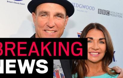 Vinnie Jones' wife Tanya dies after a long battle with cancer