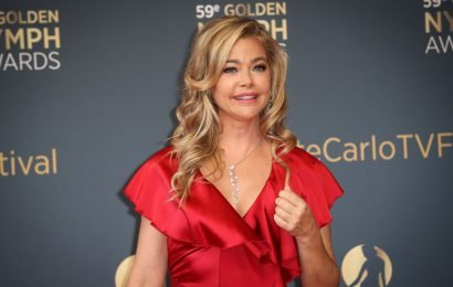 Denise Richards shares video of non-invasive facial, has denied Botox and fillers