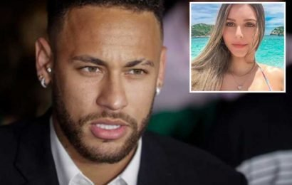 Neymar rape accuser blasts 'sexism' plaguing the case that she says has driven her to the brink of a breakdown – The Sun