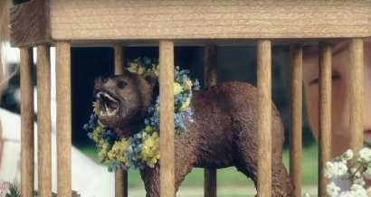 'Midsommar' Bear in a Cage is Summer's Hottest Toy