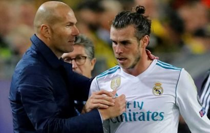 Gareth Bale 'has no relationship with Zinedine Zidane and never has' – Real Madrid star's furious agent reveals – The Sun