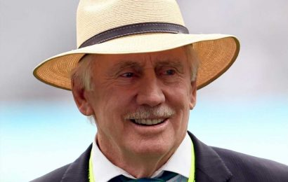 Australian Ashes legend Ian Chappell reveals skin cancer battle and undergoes 'intense' radiation therapy – The Sun