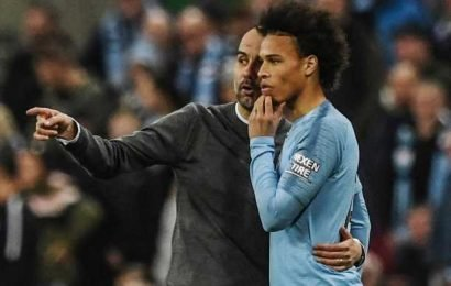 Pep Guardiola tells Leroy Sane he can quit Man City if he's not happy – with Bayern Munich ready to pounce – The Sun