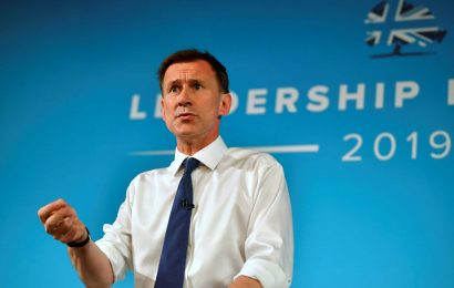 No Deal Brexit could cause almost as much damage as 2008 financial crash, Jeremy Hunt has claimed – The Sun