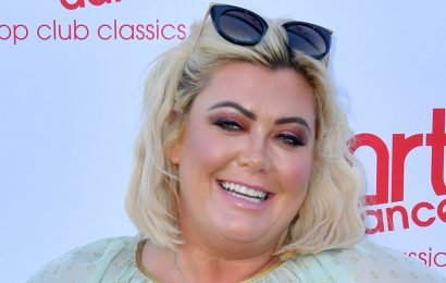 Gemma Collins looks amazing as she shows off weight loss in flattering maxi dress at radio launch
