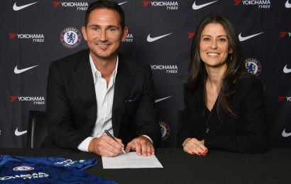 Frank Lampard press conference LIVE: New Chelsea head coach speaks to the media after move from Derby