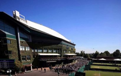 Wimbledon 2019 weather forecast today: Sunny spells and highs of 24C for Women's final