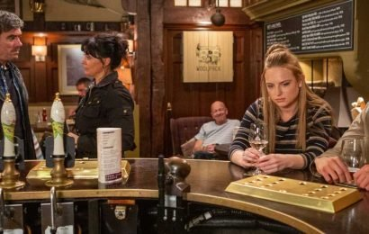 Emmerdale spoilers: Amy risks the wrath of Cain as she tells him she wants custody of Kyle – and Nate's behind the plan