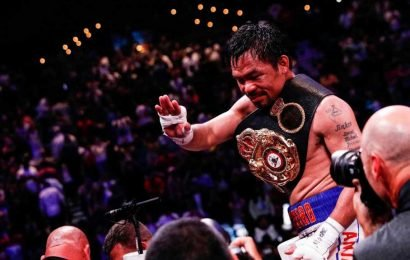 Manny Pacquiao beats Keith Thurman by split-decision as Filipino legend rolls back the years – The Sun