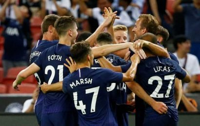 Tottenham vs Man Utd: Live stream, kick-off time, TV channel and team news for International Champions Cup clash