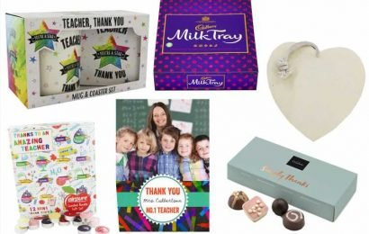 The best gifts to buy for your favourite teacher