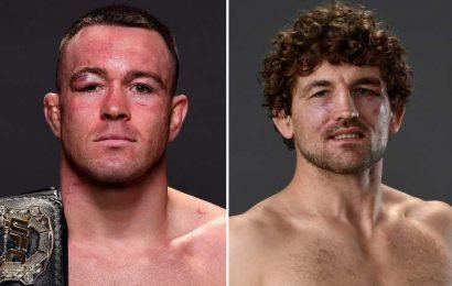 UFC star Colby Covington says Ben Askren will be axed if he loses next fight following five-second defeat by Jorge Masvidal – The Sun