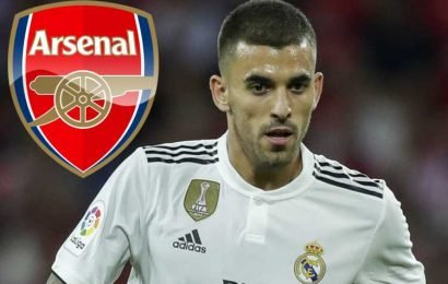 Arsenal agree loan deal with Real Madrid for Spain star Dani Ceballos as Unai Emery gets one over Tottenham again – The Sun
