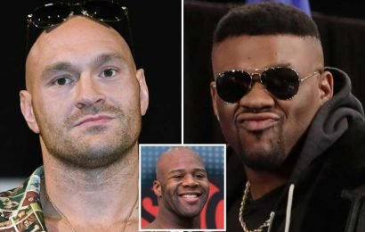 Tyson Fury wants to fight drug cheat Jarrell Miller on October 5 but lines up Trevor Bryan if ban is still in place – The Sun