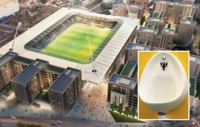 AFC Wimbledon to name stadium after fans – and even the URINALS can be named – The Sun